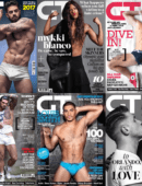 Gay times magazine. News and lifestyle for gay men. UK. mensile