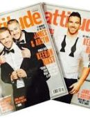 Attitude. The Uks leading gay magazine. UK Mensile