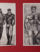 Cartoline Tom of Finland ( 6 pezzi)