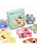 Wonderful families - gioco memory made in Italy Pariqual